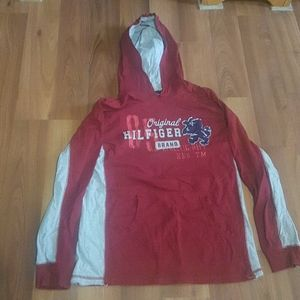 2/$20 Red and Grey Tommy Hilfiger boys lon…
